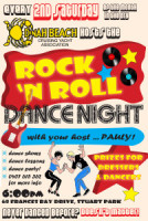 Rock 'n' Roll Dancing - Dinah Beach Yacht Club