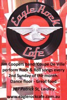 Eagle Rock Cafe Laidley