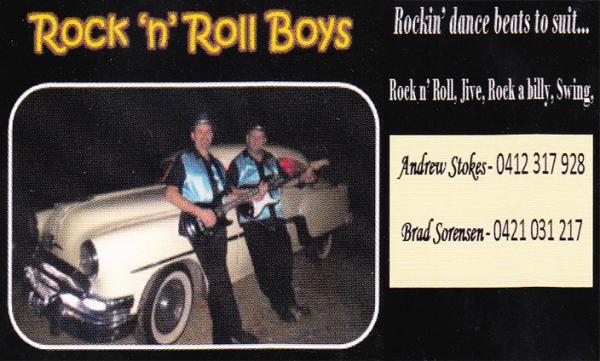 Rock 'n' Roll Boys