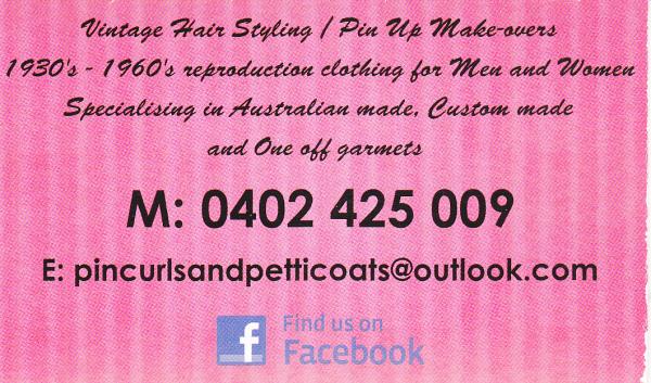 Pin Curls & Petticoats