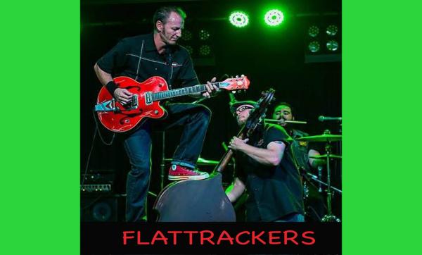The Flattrakkers Band