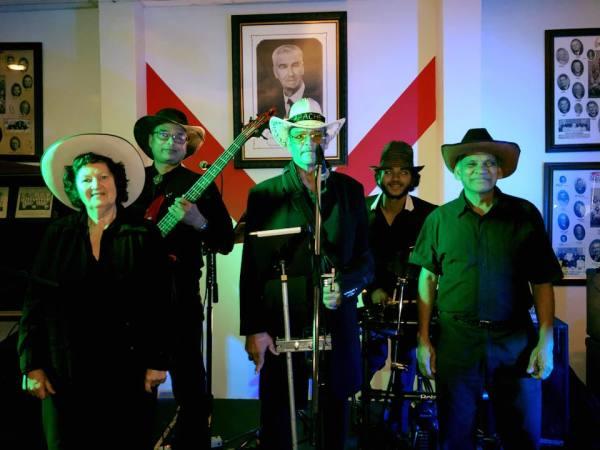 Apache - WA Band
