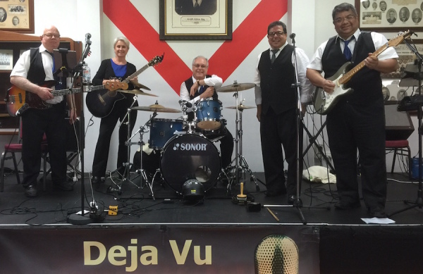 DeJavu Band Perth