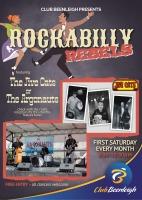Rockabilly Rebels - Club Beenleigh - Every Saturday