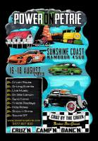 Power on Petrie - Petrie Showgrounds - 16th to 18th August 2019