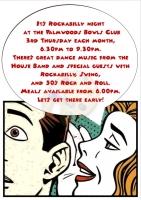 Palmwoods Bowls Club Rock 'n' Roll