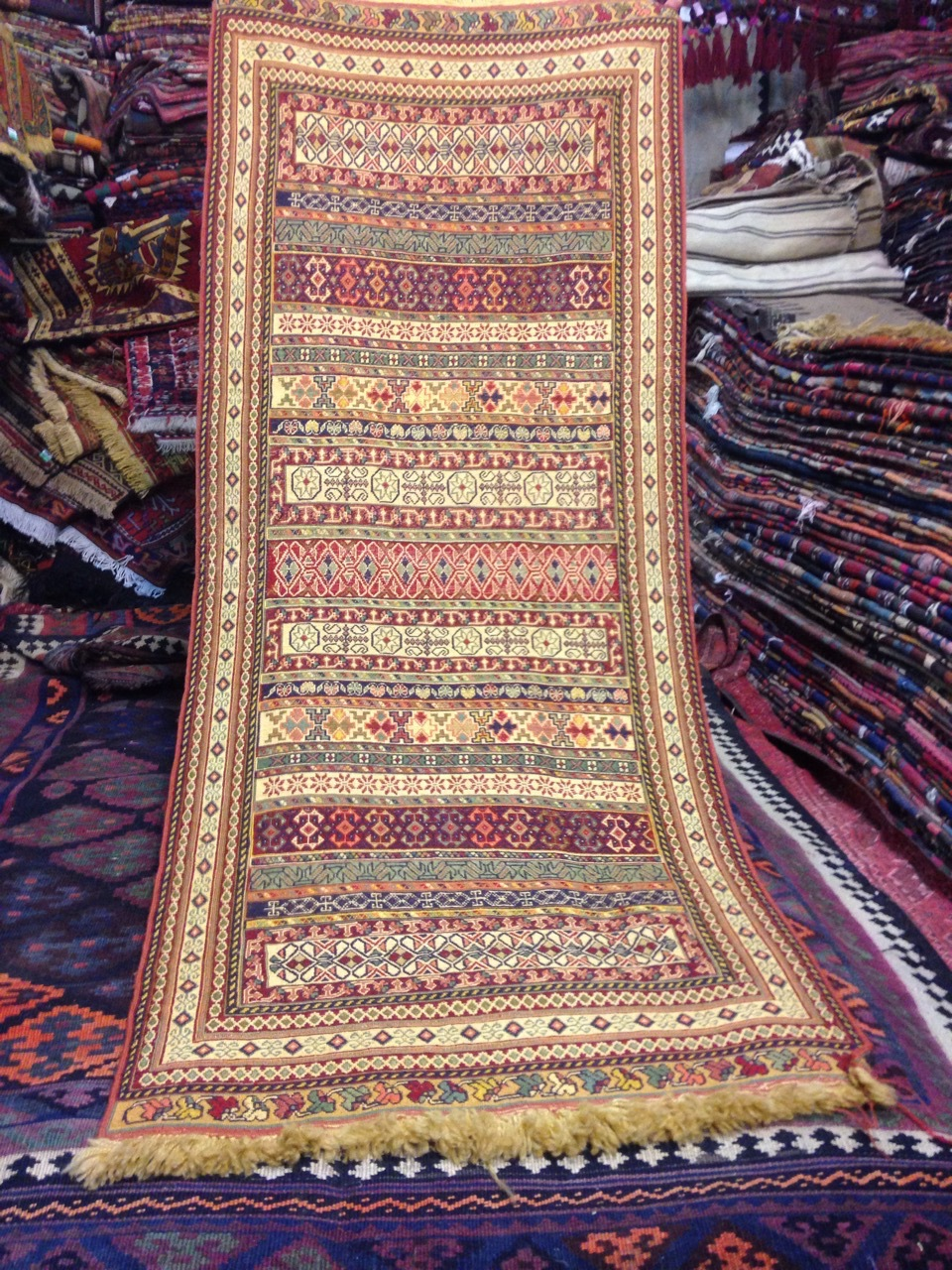 Kilim (Rug , Runner& Cushion cover)