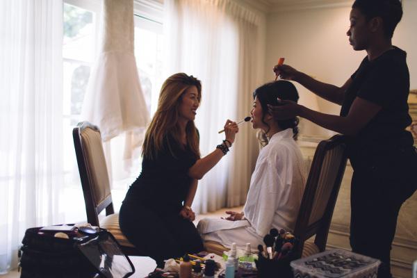 Wedding Hair and Makeup, Los Angeles, Bridal Hair and Makeup, Hairstyles