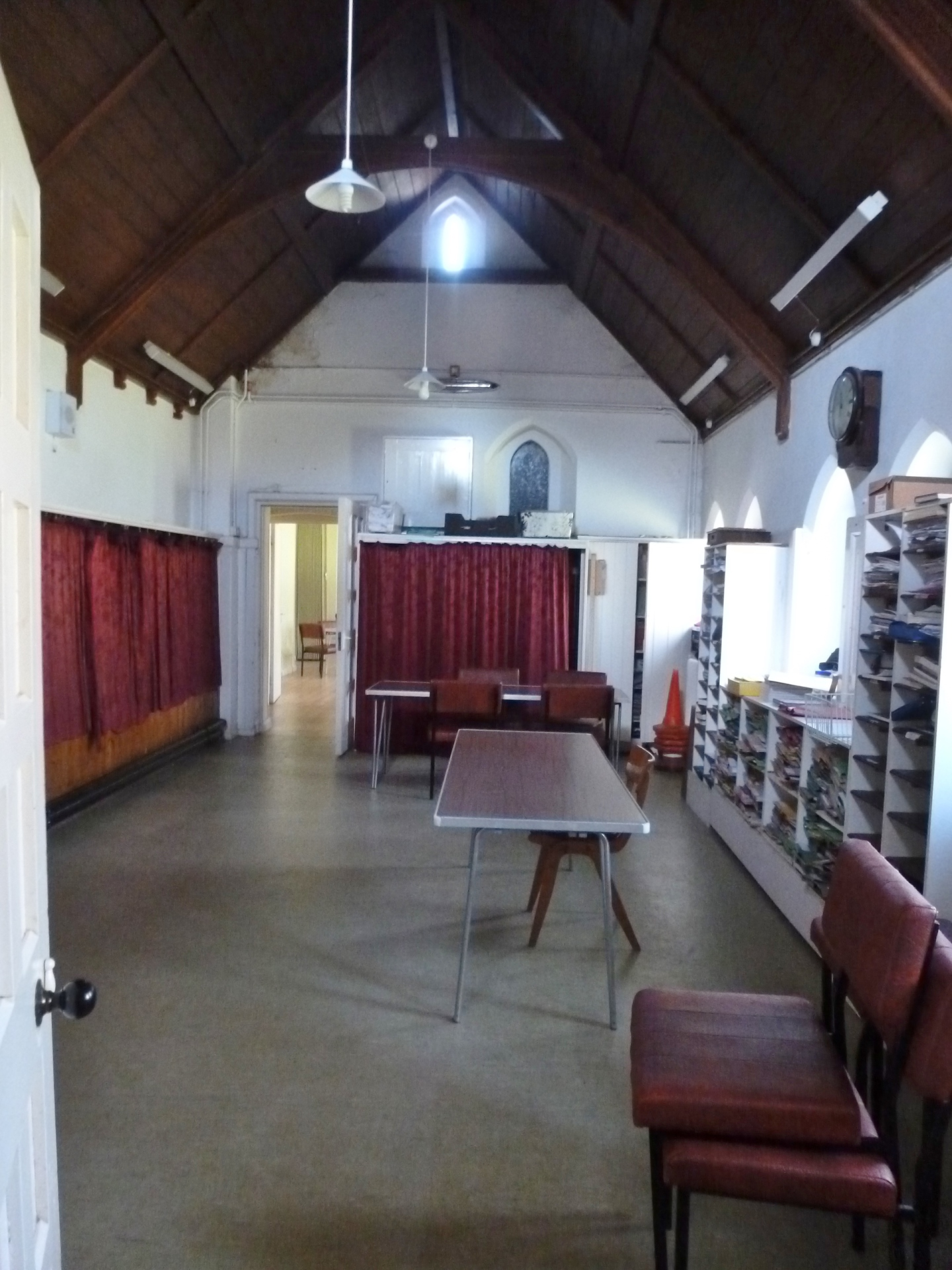 Choir Vestry at St. Botolph's Church, Heene