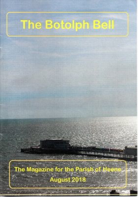 Cover of the latest Botolph Bell magazine