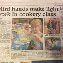 Witney Gazette Article