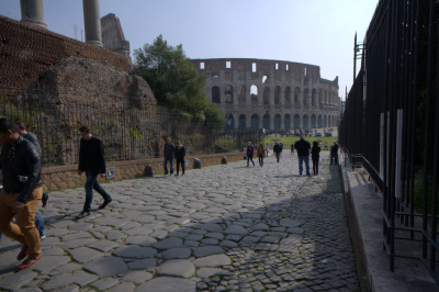 Coloseum & Roman Forum