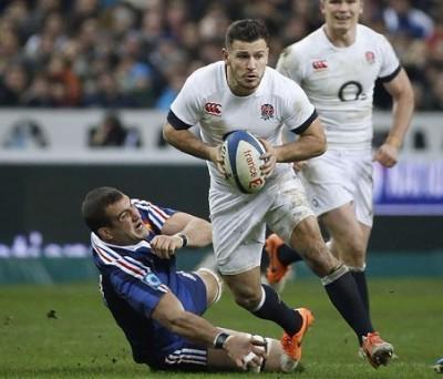 England Vs France - Take 2