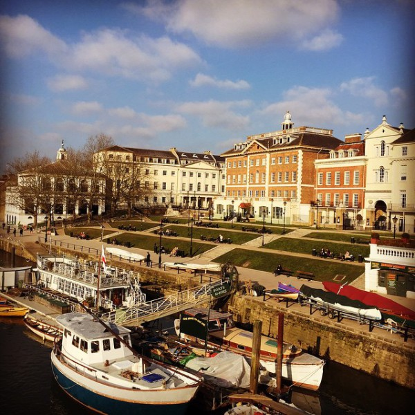 Londoners Have Spoken – RICHMOND IS THE HAPPIEST PLACE TO LIVE!