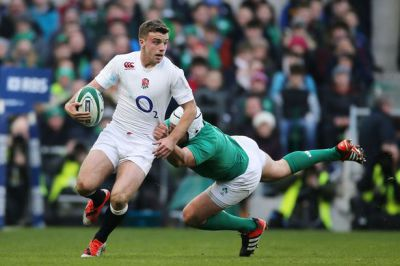 England v Ireland OBE International Showdown