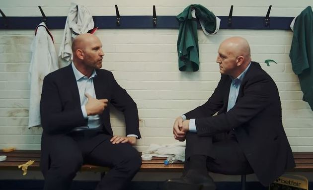 Lawrence Dallaglio & Keith Wood