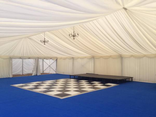 Marquee facilities - Available for Hire