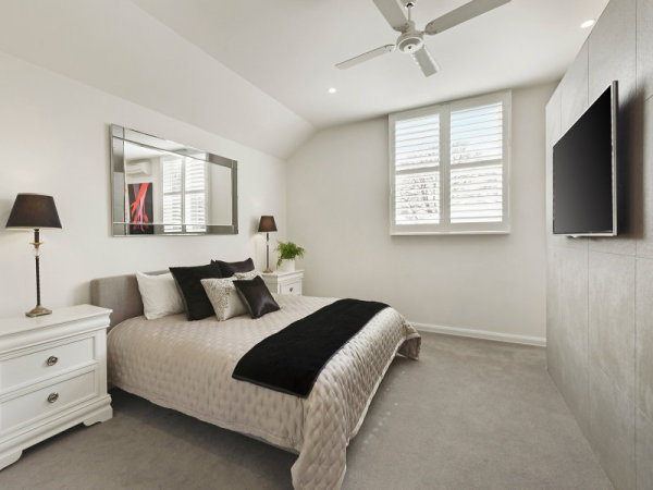 Malvern property staging