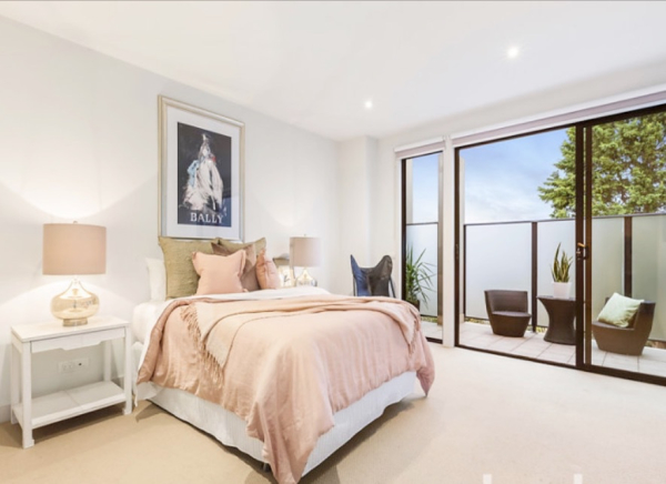Stanley street, property staging