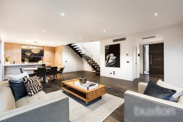 Melbourne property staging