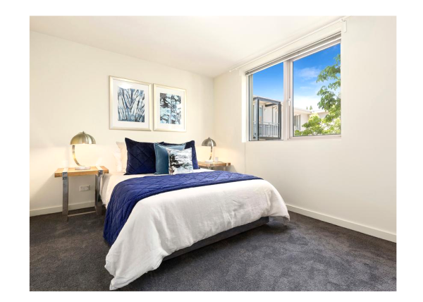 St kilda property staging