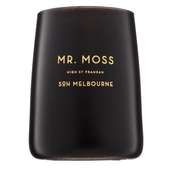 Mr Moss SOH Candles