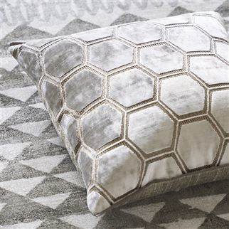 Custom Velvet cushions