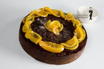 Flourless Lemon & Orange Cake      *Dairy Free & Gluten Free