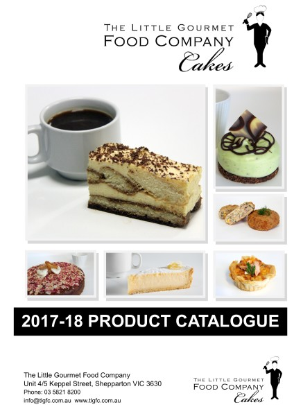 The Little Gourmet Food Company Product Catalogue 2015-16