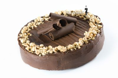 Gluten Free Flourless Hazelnut Chocolate Cake