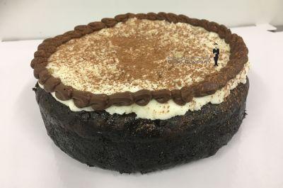 Vegan Chocolate Cake DF EG GF NF VG