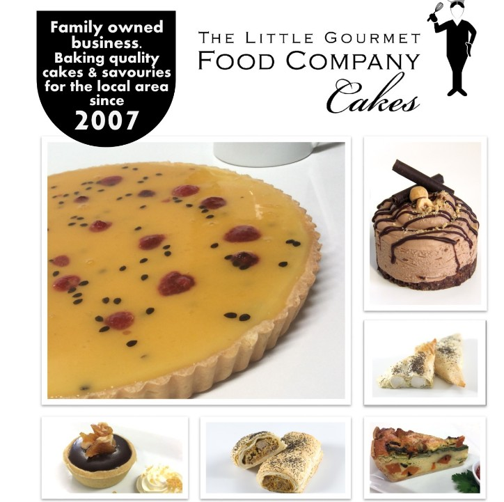 The Little Gourmet Food Company Wholesale Cakes