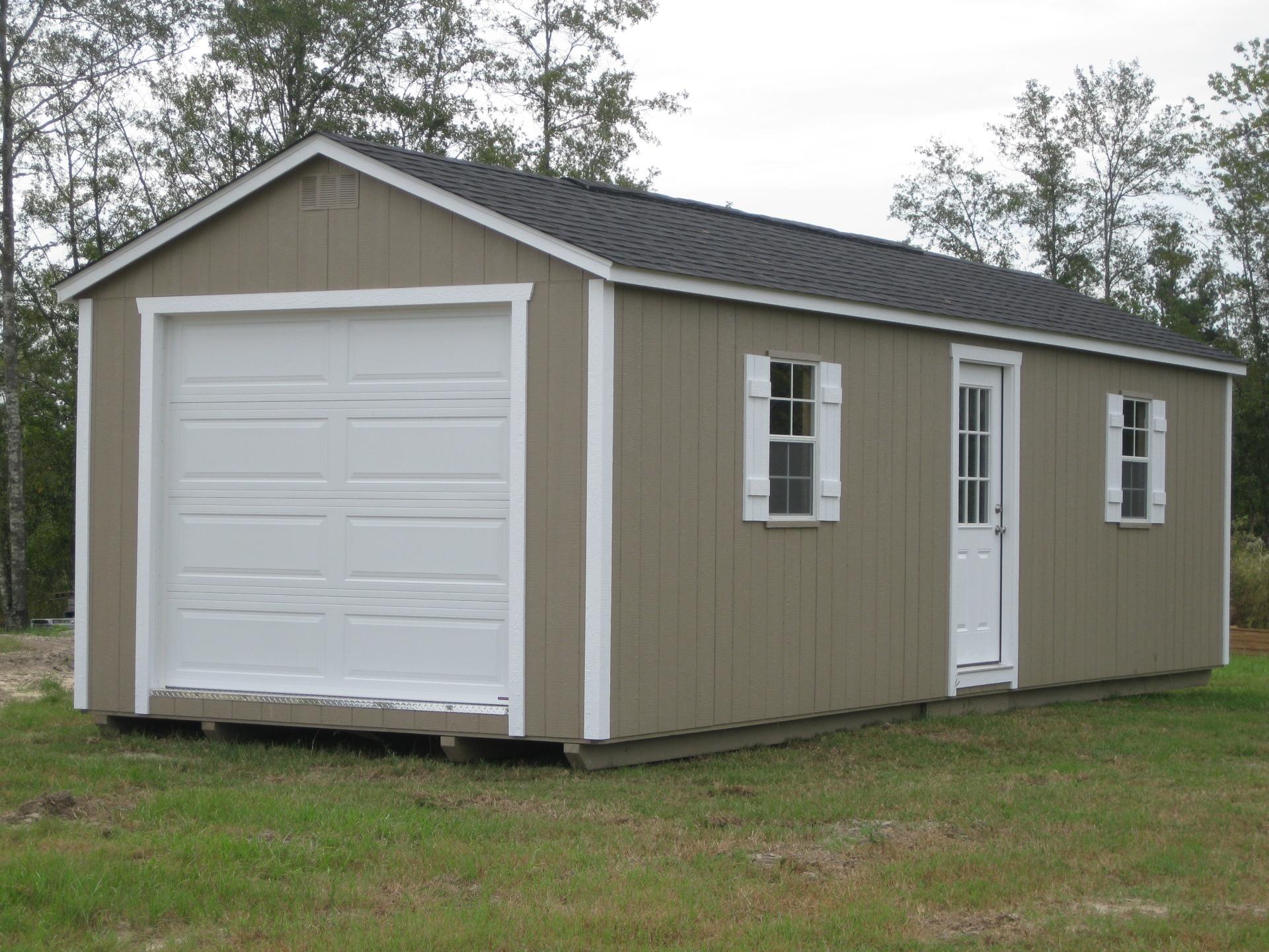 12x32 Garage