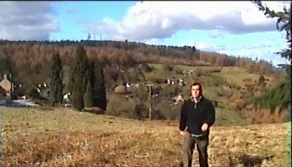 Edge Hills near Cinderford
