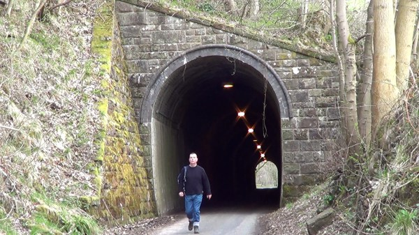 Swainsley tunnel in the Manifold Valley