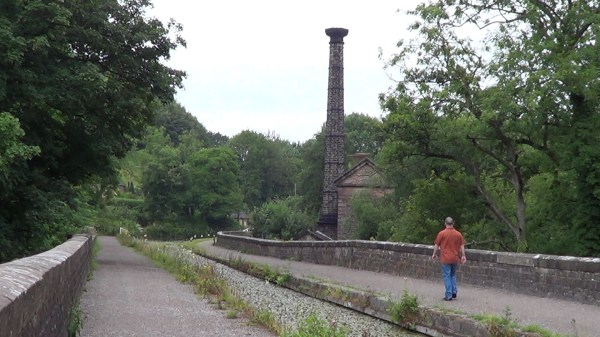 Leawood Pump Station on the Cromford Canal