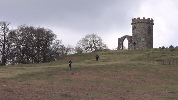 Old John in Bradgate Park