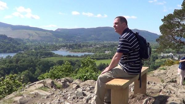Castlehead overlooking Derwent Water