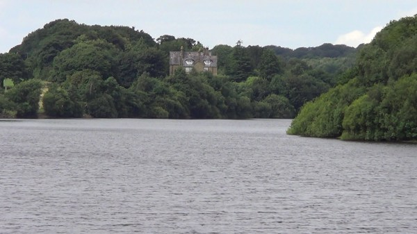 Upper Rivington Reservoir