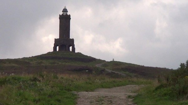 Jubilee Tower on Darwen Hill