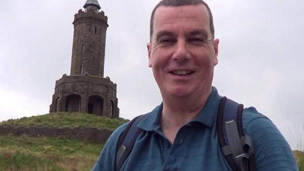 Jubilee Tower on Darwen Hill