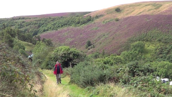 Doone Country in Exmoor