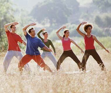 Tai Chi & Qigong Classes