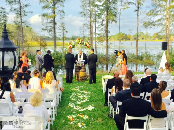 Title David & Oscar's Rustic Woods Wedding October 15, 2016
