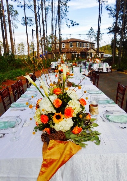 David & Oscar's Rustic Woods Wedding October 15, 2016