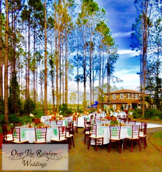 David & Oscar's Rustic Woods Wedding October 15, 2016