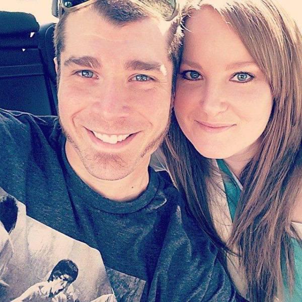 Andrew and Rachael