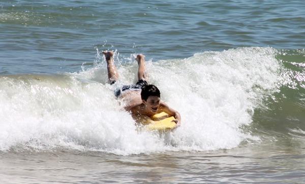 Body boarding anyone?