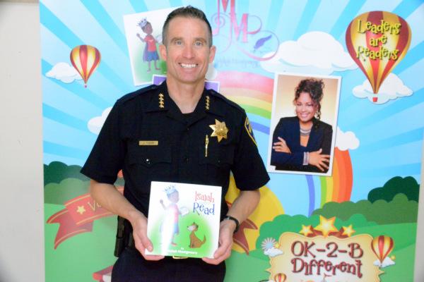 Jeff Tudor Chief of Police - San Leandro