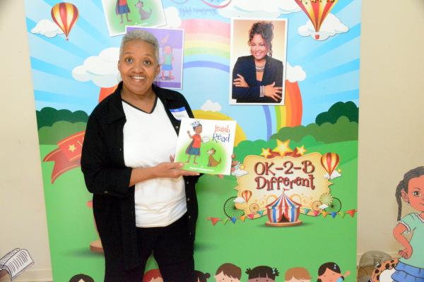 Ms. Ross - retired - visiting from Atlanta GA